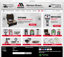 Meriam-Direct.com - Distributor of Meriam Instruments