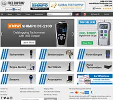 SHIMPO-Direct.com - Distributor of SHIMPO INSTRUMENTS