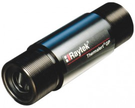 Raytek RAYGPSSFL Standard Focus Infrared Temperature Sensor with Laser  Sighting, 50:1 Optics